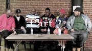 A group of African American males talk about the situation in Younstown. Part 2