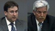 Jay Macejko and Paul Gains, Mahoning County Prosecutor Candidates