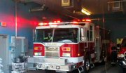 A new firetruck goes on its first call at the Western Reserve Joint Fire District.