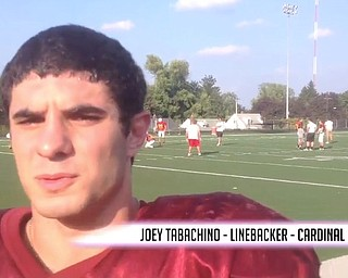 Player of the Week: Joey Tabachino