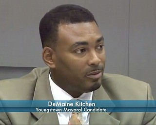 Kitchen: Mayoral Platform