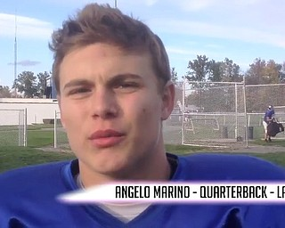Player of the Week: Angelo Marino
