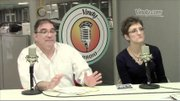 Jack Kravitz of Kravitz Deli and Cheryl Lewis of the Mahoning Valley Historical Society talk about their upcoming event celebrating the many culinary treasures of Youngstown's past.