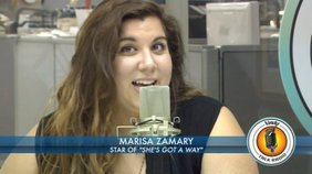 Marisa Zamary talks about her one-woman show with the Rust Belt Theater Company and demonstrates her singing prowess.