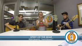 "The band ""Spirit of the Bear"" performs their original song on Vindy Talk Radio."