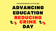 Jon Howell and Penny Wells talk with Louie b Free about Youngstown's city-wide Advancing Education Reducing Crime Day. The event will take place at 4 Youngstown Schools; on the North Side at Harding, the South Side at Taft, the East Side at MLK and West Side and McGuffey schools.