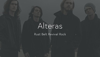 Alteras Band Talks About Upcoming Show in Austintown Video