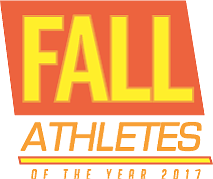 Fall Athletes of the Year