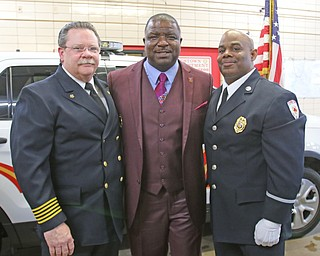 Barry Finley First Black Fire Chief