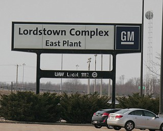 GM Lordstown Eliminates Second Shift