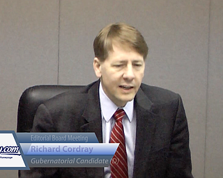 Richard Cordray (D) Gubernatorial Candidate
