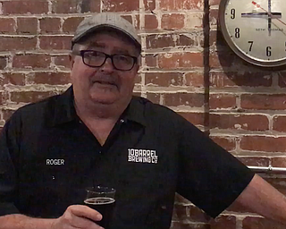 Roger Gillespie at Modern Methods Brewing Co.
