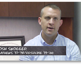 The All-Alumni Team - Josh Swogger Part 1