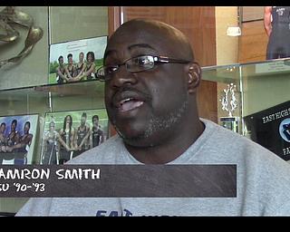 The All-Alumni Team - Tamron Smith Part 2