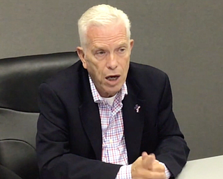 Candidate for 6th Congressional District Bill Johnson R