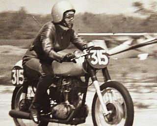 Motorcycle Racer