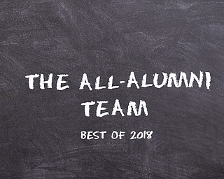 The All-Alumni Team - Best of 2018