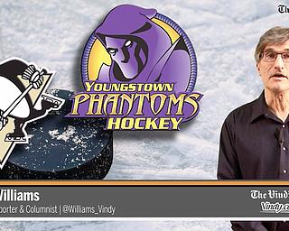Vindy Sports Live - Week 2 - Tom Williams Sidebar - Phantoms