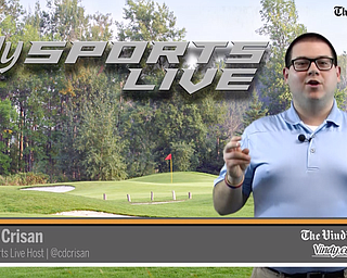 Vindy Sports Live - Week 3 - Corey Crisan - $9 Million Golf Sidebar