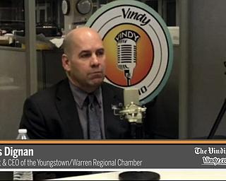 Vindy Talk Radio - James Dignan