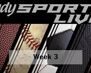Vindy Sports Live - Week 3 - Full Episode