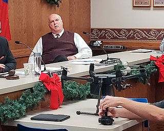 Austintown trustees drone