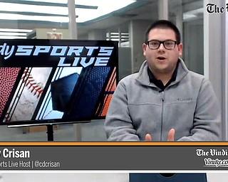 Vindy Sports Live - Week 5 - Indians & Pirates