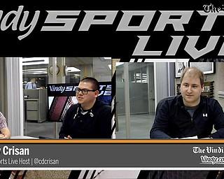 Vindy Sports Live - Week 7 - Episode 2 - Basketball