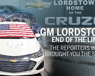 Vindy Exclusive - Lordstown - The Reporters Who Brought You The Story