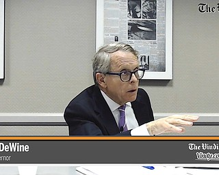 Vindy Exclusive - Mike DeWine - HB 70