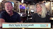 An interview with Mark Taylor & Lisa Lorelli, Co-Owners at Riser Tavern and Grill. This video feature is from Valley Deals 365, a partnership between The Vindicator and 21 WFMJ-TV. Visit Valleydeals365.com <http://valleydeals365.com/> to view this and other deals.