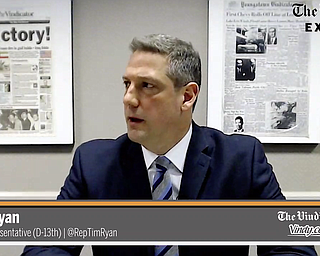 Vindy Exclusive - Tim Ryan - Thoughts on Russia and China
