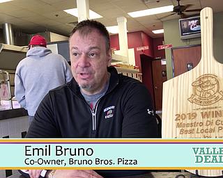Valley Deals 365 - Bruno Bros. Pizza