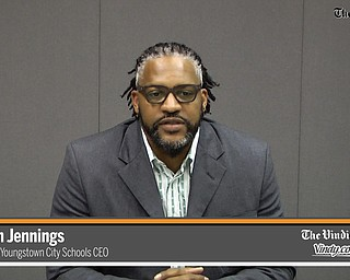 Youngstown City Schools CEO Justin Jennings - Background