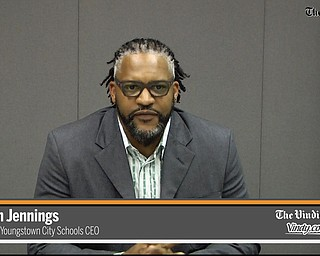Youngstown City Schools CEO Justin Jennings - Community