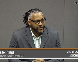 Youngstown City Schools CEO Justin Jennings - Previous Work