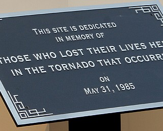 Niles Plaque Dedication