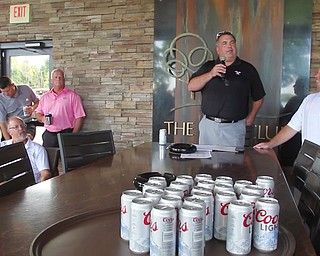 Greatest Golfer Coors Light Toast
