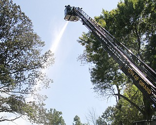 Girard fire