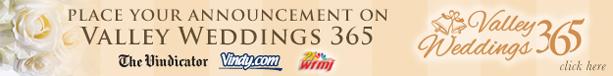 Valley Weddings 365 logo