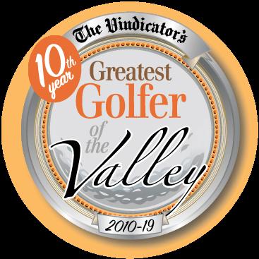 Greatest Golfer logo